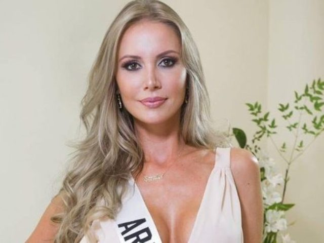 Sancler Frantz está na final do Miss Rio Grande do Sul
