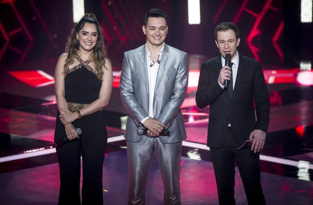 Com preferência do público e de Teló, Léo Pain está na final do 'The Voice Brasil'